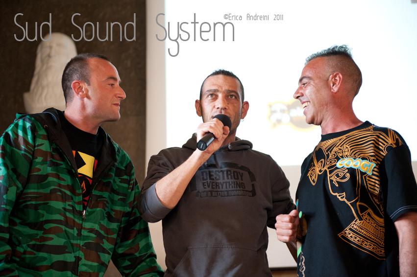 SUD SOUND SYSTEM -GIOVANNA MARINI -5 Maggio 2011 - PERUGIA